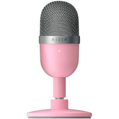 image Razer Seiren Mini Ultra-Compact Streaming Microphone Quartz