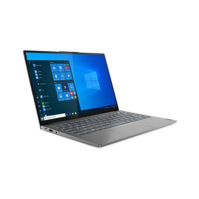 """image Lenovo ThinkBook 13s G2 ITL Ordinateur Portable 13,3"""" (Intel Core i5 11e gén, 8 Go RAM, 256 Go SSD, Windows 10 Pro, Gris) - Clavier AZERTY Rétroéclairé"""