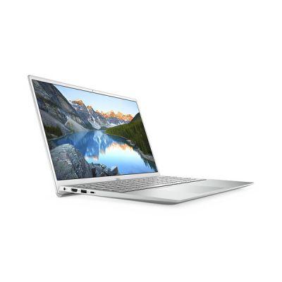 """image Dell Inspiron 15 5502 Intel Core i5-1135G7 Ordinateur portable 15,6"""" Full HD Platinum silver 8Go de RAM SSD 256Go Intel Iris Xe UMA Graphics Windows 10 Pro Clavier AZERTY Français rétroéclairé"""