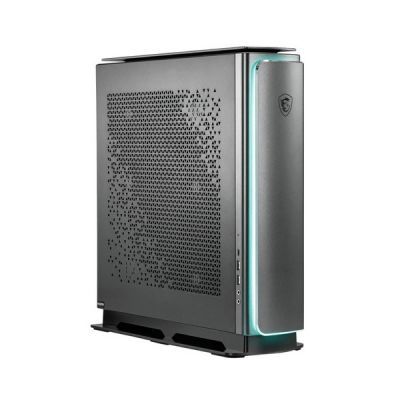image Msi Creator P100A 10Si-236Eu Ordinateur de Bureau Intel Core I7-10700 16 Go RAM 1 to SSD 2 to HDD GTX 1660 Super Ventus XS Windows 10 Pro Noir