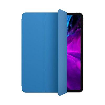 image Apple Smart Folio (pour 12.9-inch iPadPro - 4e génération) - Bleu Surf