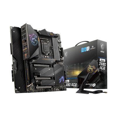 image MSI MEG Z590 ACE Carte-mère Intel Socket 1200 11th