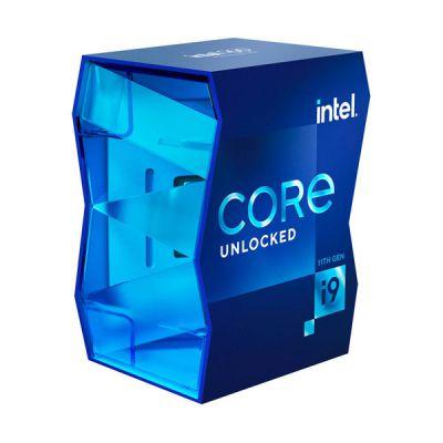 image Intel Core i9-11900K processeur 3,5 GHz 16 Mo Smart Cache Boîte