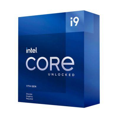 image Intel Core i9-11900KF processeur 3,5 GHz 16 Mo Smart Cache Boîte