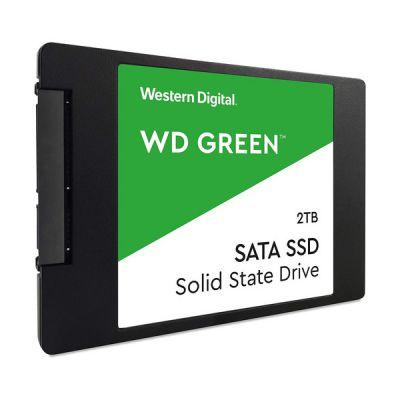 "image WD Green 2To Internal SSD 2.5"" SATA"
