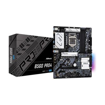 image Asrock B560 Pro4 Intel B560 LGA 1200 ATX