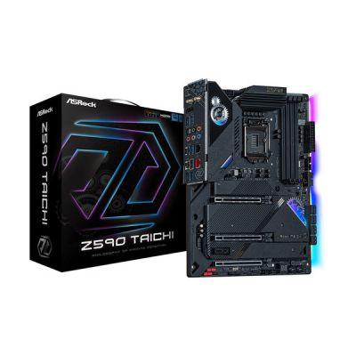 image ASROCK Z590 Taichi S1200 ATX Intel Z590 DDR4