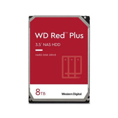 "image Western Digital WD Red Plus 3.5"" 8000 Go Série ATA III"