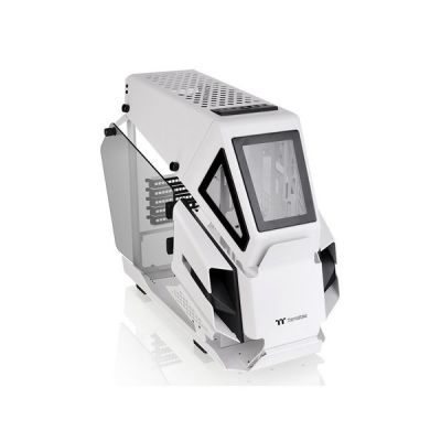 image Thermaltake AH T200 Snow Micro Tower Blanc