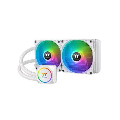 image Thermaltake TH240 ARGB Sync Snow Edition Eau et gaz réfrigérants