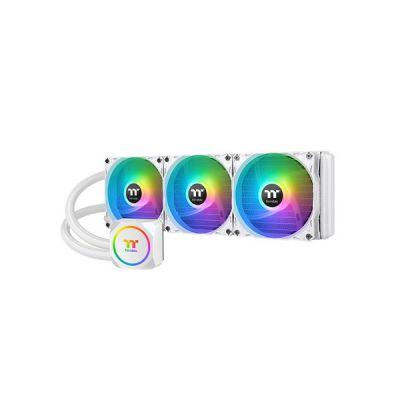 image Thermaltake TH360 ARGB Sync Snow Edition Eau et gaz réfrigérants