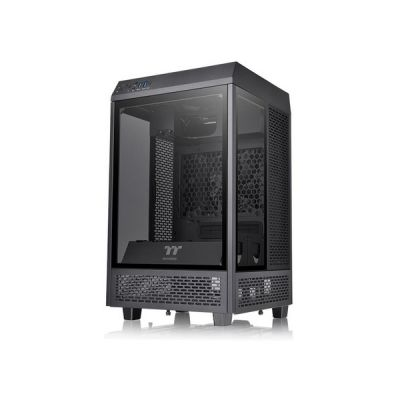 image Thermaltake The Tower 100 Mini Tower Noir