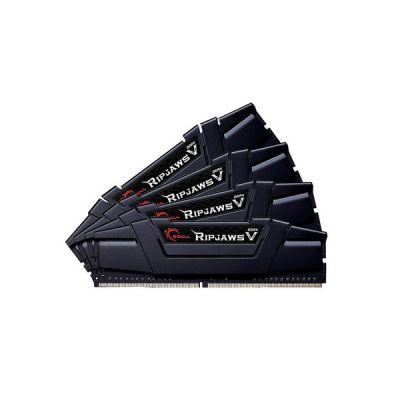 image G.Skill Ripjaws V F4-4000C18Q-128GVK Module de mémoire 128 Go 4 x 32 Go DDR4 4000 MHz