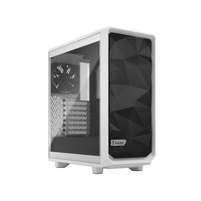 image Fractal Design Meshify 2 Compact TG Light (Blanc)