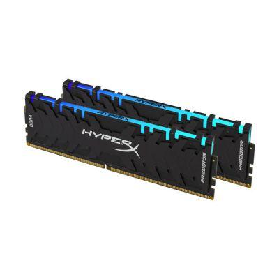 image HyperX Predator HX436C18PB3AK2/64 Mémoire RAM 3600 MHz DDR4 CL18 DIMM XMP 64 GB Kit (2 x 32 GB) RGB