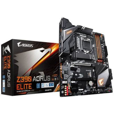 image Gigabyte Z390 AORUS ELITE Carte mère Intel Socket LGA1151
