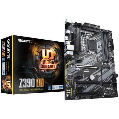 image Gigabyte Z390 UD Carte mère Intel Socket LGA1151