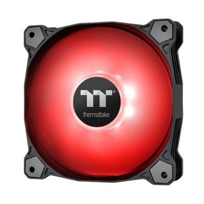 image Thermaltake Pure A12 LED Rouge / Single Pack / Ventilateurs de boîtier