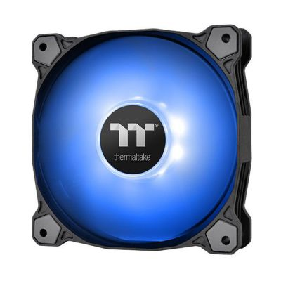 image Thermaltake Pure A12 Boitier PC Ventilateur 12 cm Noir 1 pièce(s)