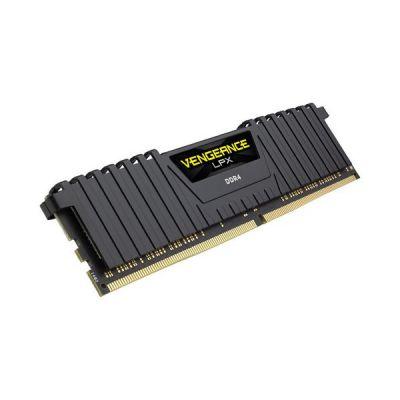 image Corsair Vengeance LPX 8 Go (1 x 8 Go) DDR4 3200 (PC4-25600) C16 optimisé pour AMD Ryzen - Noire