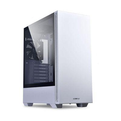 image Lian-Li Boîtier PC, Boîtier Gaming Blanc LANCOOL 205 White LANCOOL 205 White Tour midi 1 pc(s)
