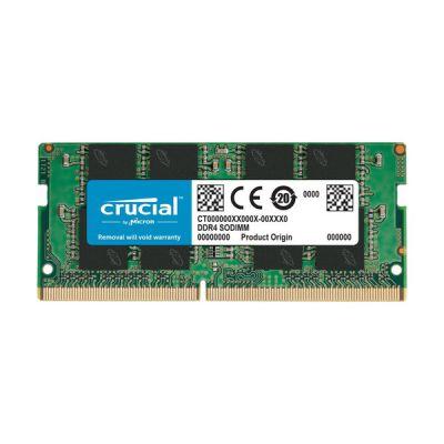 image Crucial RAM CT8G4SFRA32A 8Go DDR4 3200 MHz CL22 Mémoire d'ordinateur Portable