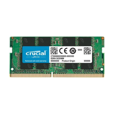 image Crucial RAM CT8G4SFRA266 8Go DDR4 2666 MHz CL19 Mémoire d'ordinateur Portable