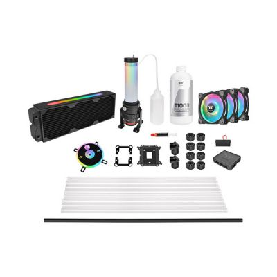 image Thermaltake Pacific CL360 Max D5 Hard Tube Water Cooling Kit/Liquid Cooling/LCS