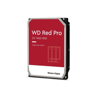 "image Western Digital Rouge Pro 12To 3.5"" NAS Disque dur interne - 7200 RPM - WD121KFBX"