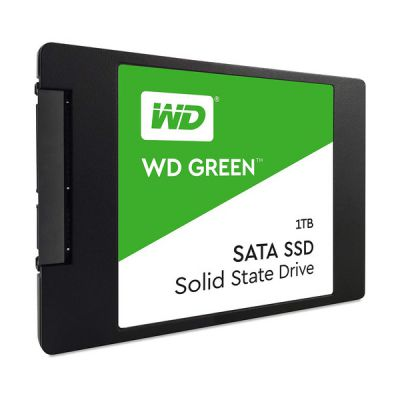 "image WD Green 1To Internal SSD 2.5"" SATA"