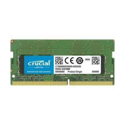 image Crucial RAM CT32G4SFD8266 32Go DDR4 2666 MHz CL19 Mémoire d'ordinateur Portable