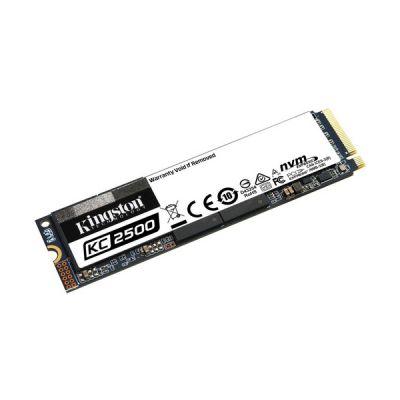 image Kingston KC2500 NVMe PCIe SSD -SKC2500M8/1000G M.2 2280
