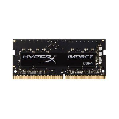 image HyperX Impact HX424S14IB2/8 Mémoire 8Go 2400MHz DDR4 CL14 SODIMM