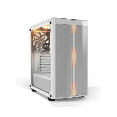 image Be quiet! Boitier Moyen Tour ATX Pure Base 500DX RGB avec Panneau vitré (Blanc)