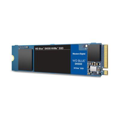 image WD Blue SN550 NVMe SSD WDBA3V0010BNC - Disque SSD - 1 to - Interne - M.2 2280 - PCI Express 3.0 x4 (NVMe)