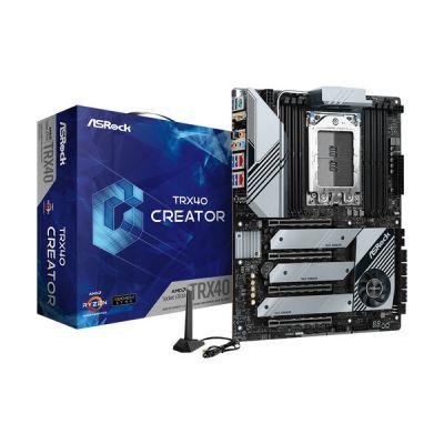 image Asrock TRX40 Creator AMD TRX40 Socket sTRX4 ATX
