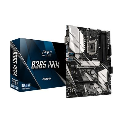 image Asrock B365 Pro4 Intel B365 LGA 1151 (Emplacement H4) ATX