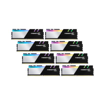 image G.Skill Trident Z Neo F4-3600C14Q2-64GTZNB Module de mémoire 64 Go 8 x 8 Go DDR4 3600 MHz