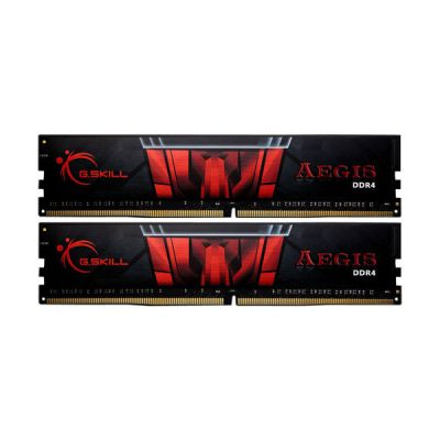 image DDR4 G.Skill Aegis - 16 Go (2 x 8 Go) 3200 MHz - CAS 16