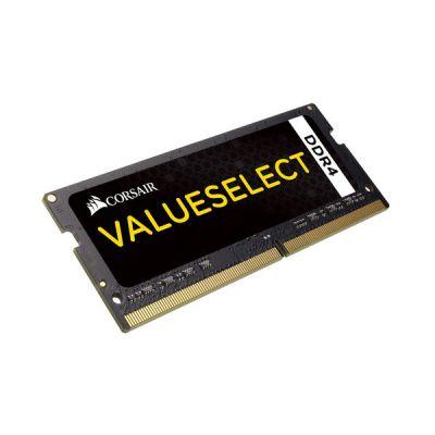 image Corsair Value Select SODIMM 16Go (1x16Go) DDR4 2133MHz C15 Mémoire pour Ordinateur Portable/Notebook - Noir