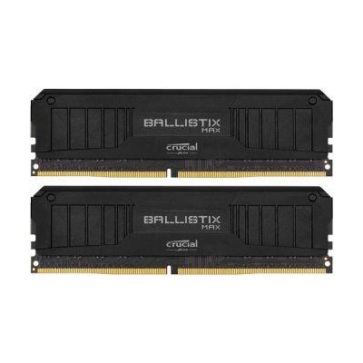 image Crucial Ballistix MAX BLM2K8G40C18U4B 4000 MHz, DDR4, DRAM, Mémoire Kit pour PC de Gamer, 16Go (8Go x2), CL18, Noir