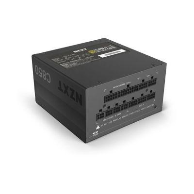 image NZXT C850 - NP-C850M-EU - 850 watts PSU - 80+ Gold Certified - Contrôle hybride silencieux du ventilateur - Roulements dynamiques fluides - Conception modulaire - Alimentation ATX Gaming