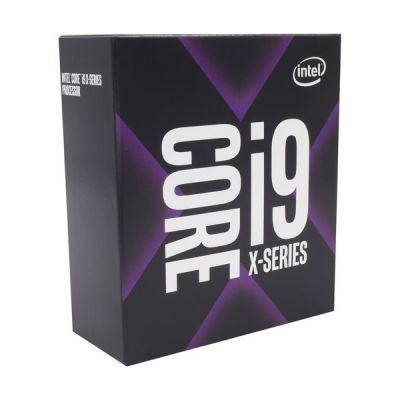 image Processeur Intel Core i910940X série X 14 coeurs de 3,3 GHz (jusqu'à 4,8 GHz avec Turbo Boost 3.0, LGA2066 X299 Series 165W (999PND)