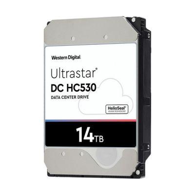 image 14TB WD Ultrastar DC HC530 WUH721414ALE6L4 7200RPM 512MB Blanc