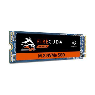 image Seagate FireCuda 510 2 To, SSD interne hautes performances, PCIe 3e génération ×4 NVMe 1.3, pour PC de bureau et portable de jeu, services Rescue valables 3 ans (ZP2000GM30021)