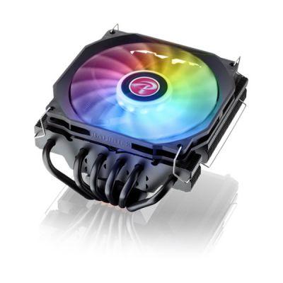 image Raijintek Pallas 120 Refroidisseur CPU RGB - PWM - 120 mm