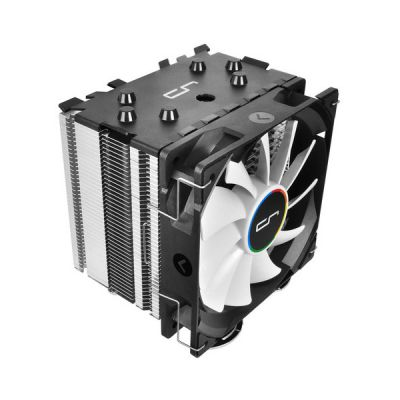 image Cryorig H7 Ventilateur de Refroidissement pour processeur en Aluminium, 12 cm, Prises AM2/AM2+/AM3/AM3+/FM1/FM2/FM2+, 330-1600 TR/Min