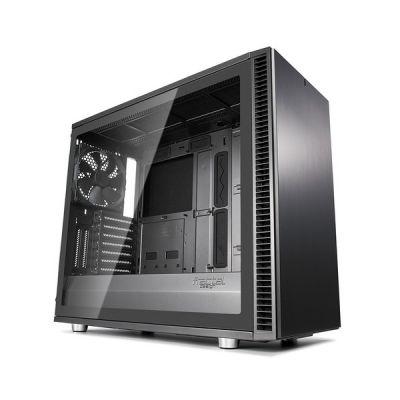 image Fractal Design Define S2 TG Midi Tower Noir, Gris
