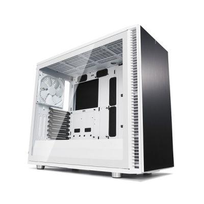 image Fractal Design Define S2 TG Midi Tower Blanc