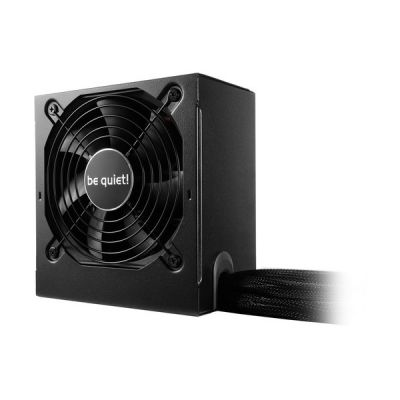 image be quiet! System Power 9 600W 600W ATX Noir unité d'alimentation d'énergie - unités d'alimentation d'énergie (600 W, 200-240, Actif, 120 W, 576 W, 120 W)